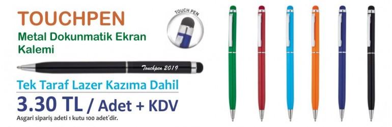 Touchpen Kalem Kampanyası